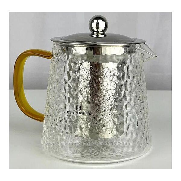 Заварочный чайник 600 мл Edenberg EB-19062