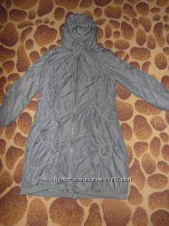 Женское демисезонное пальто р. 58