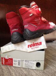 Зимние ботиночки ReimaTEC 24 размер