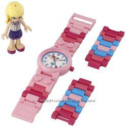 Детские часы LEGO. Часы с фигуркой В 2 раза дешевле чем в магазине