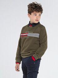Пуловер кофта свитшот для мальчика Mayoral Nukutavake на 160 см 14 лет